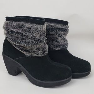 Sketchers | Disco Bunny Boots, Size 8.5